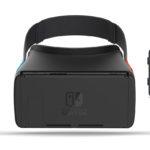 Nintendo SwitchがVR対応する可能性は? VRのソースコードが・・・