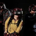 VR ZONE SHINJUKU  攻殻機動隊ARISE Stealth Hounds 12月9日提供開始