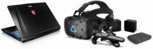 HTC VIVE VRレンタルキット