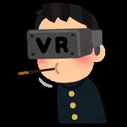 VRポッキーゲーム