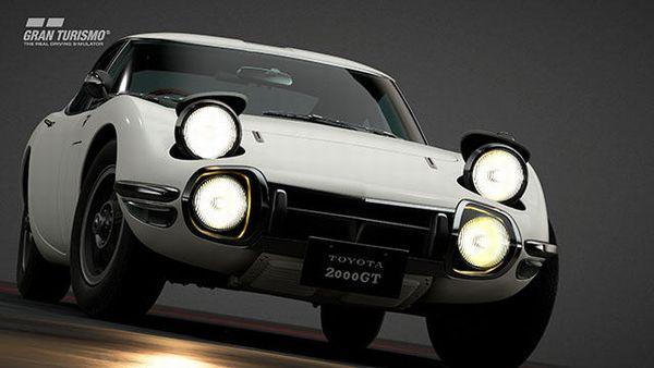 トヨタ 2000GT '67 (N200)