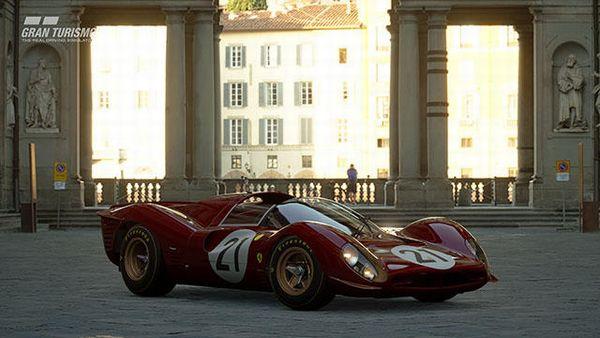 フェラーリ 330 P4 '67 (Gr.X) 1 2 3