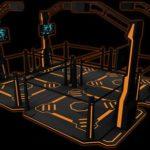 タイトーステーション セブンパークアリオ柏店に、「VR GAME STAGE」導入! 4人でオンライン対戦!