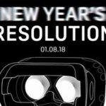 新型『HTC VIVE』2018年1月8日に発表か!?