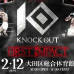 「KING OF KNOCK OUT 2017 両国」全試合をVR配信!リングサイドから臨場感高い試合を体験