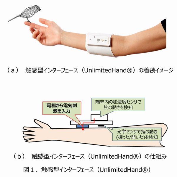 触感型インタフェース