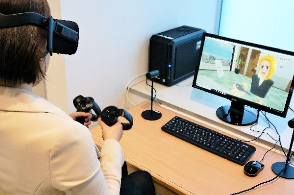 VRおもてなし研修
