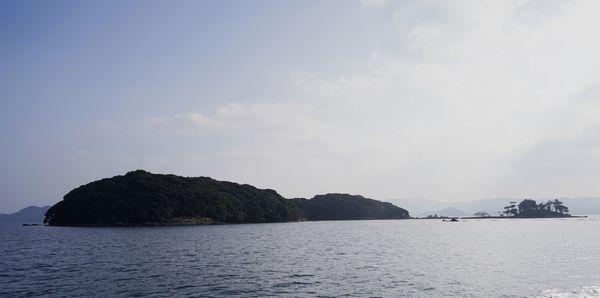 大村湾の無人島