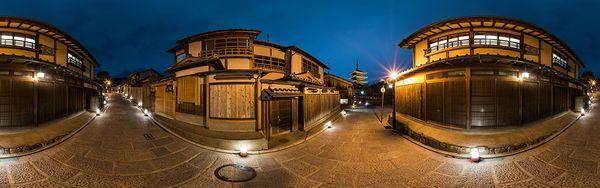 「京都VRツアー」