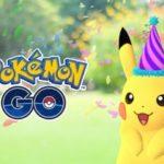 『ポケモンGO』ポケモンの誕生日をピカチュウと一緒にお祝いしよう!ちなみに22歳だよ