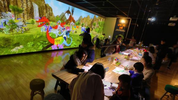 子供向けデジタルテーマパーク