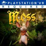 PSVR ネズミのQuillと力を合わせて大冒険!パズルアドベンチャー『Moss』配信開始