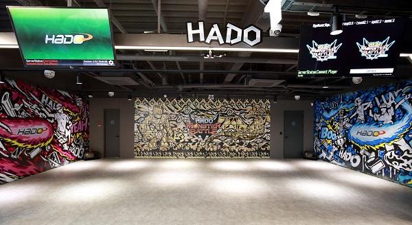『HADO』