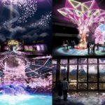 """『VR ZONE SHINJUKU』で""""桜""""をテーマにしたイベントとして、新たな春の体験が提供"""