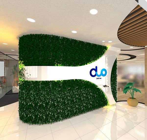 「DUO」新オフィス