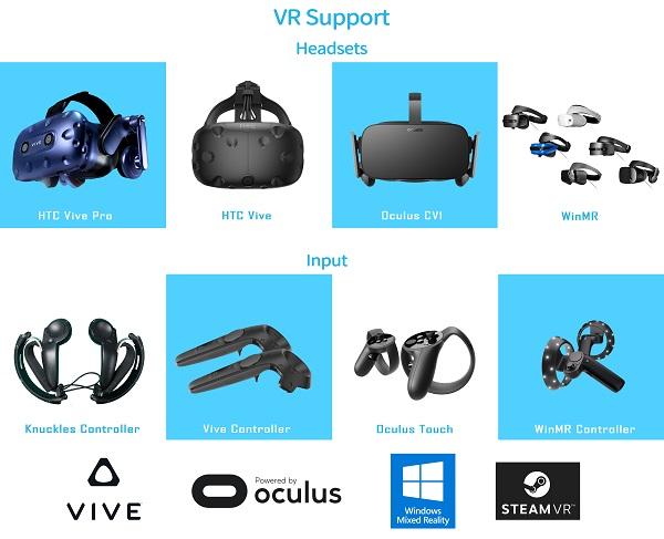 『VRカノジョSUMMER VACATION』対応VRヘッドセット