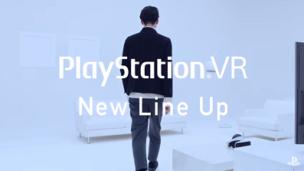 PSVR新作タイトル紹介動画