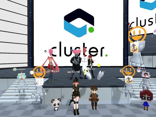 cluster.