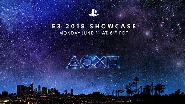 PlayStation at E3 2018