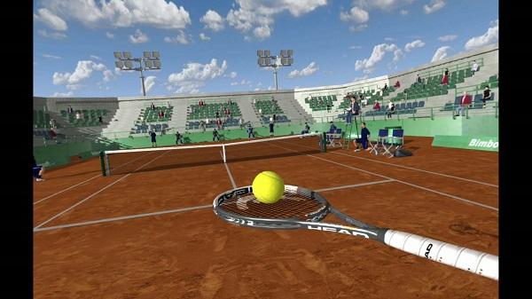 ドリームマッチテニスVR
