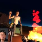 【バーチャルYouTuber】パーマンの世界がバーチャルに登場!コピーロボットが可動か?VRプラットフォーム『AvaTalk』