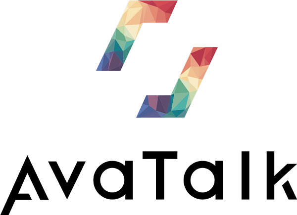 『Ava Talk』ロゴイメージ