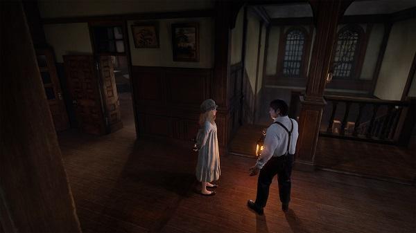 『Déraciné』ゲーム画面イメージ