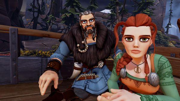 『運命 ~沈黙の誓い~』ゲーム画面イメージ