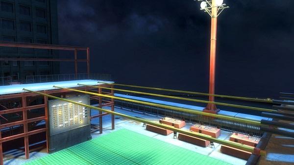 『カイジVR』ゲーム画面イメージ(PSVR)