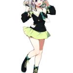 VTuber『YuNi』1/7スケールフィギュアの受注を開始!!細かな再現度の期待