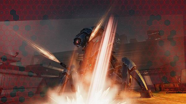 『DRONE STRIKER』ゲーム画面イメージ