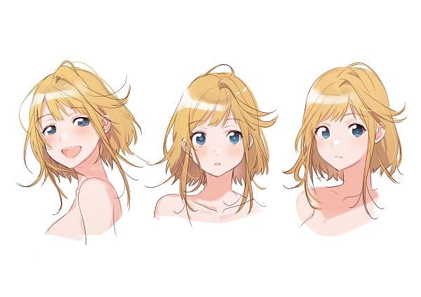 「カミナリ アイ」表情ビジュアル