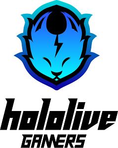 ホロライブゲーマーズチームロゴ