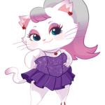 【バーチャルYouTuber】『奏MiMi』の姿が解禁!歌って踊れるぽっちゃり猫VTuber