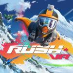 【PSVR】山から谷から飛び立とう!『RUSH VR』の超高速直下に耐えることはできるか?