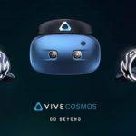 【HTC VIVE】CES2019で『VIVE COSMOS』を初披露!場所を選ばない新型VRヘッドセット