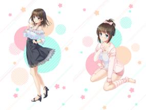 女子大生VTuber『桜美ゆな』