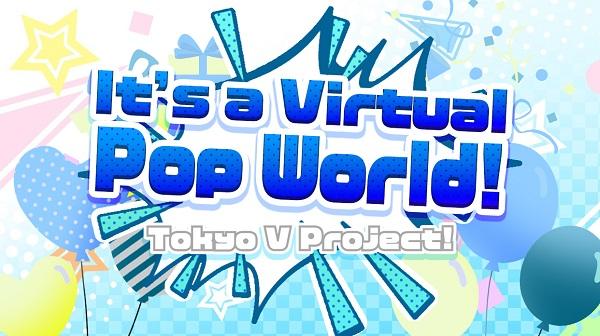 It's a Virtual Pop World